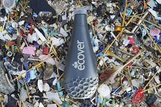 Ocean Bottle, de verpakking als ultieme sensibiliserings-campagne #bestpractice #duurzame #innovatie #verpakking