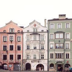 Innsbruck, Austria | via @questoeilmassimo on Instagram