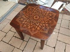 how to stencil nesting tables using the passion mandala, animals, appliance repair, appliances, architecture, basement ideas, bathroom ideas, bedroom ideas, bug extermination, bug repellent, chalk paint, chalkboard paint, christmas decorations, cleaning tips, closet, composting, concrete masonry, concrete countertops, concrete creations, concrete repair, container gardening, cosmetic changes, countertops, craft rooms, crafts, curb appeal, decks, decoupage, dining room ideas, diy, doors…