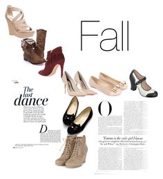 """Fall #3 Shoes"" by beware-of-lame-jokes on Polyvore featuring Monsoon, Rebecca Minkoff, Sophia Webster, Wet Seal, Anja and Vanity Fair"