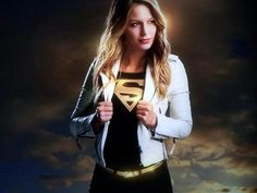 Melissa benoist #Supergirl Promotional Photos