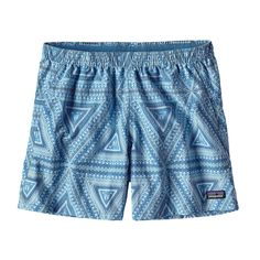 Women's Baggies Shorts - 5""