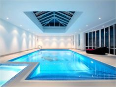 Residential Pools and Spas - Interior Gallery