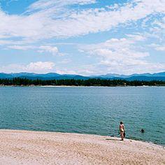 Perfect summer trip: Splash around in Cascade, ID