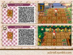New Leaf QR Paths Only — newleaf-fashion: Cherry blossom petals.
