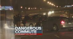 US 131 Crash - ABC World News Tonight - 1/18/16