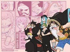 One Piece Dressrosa Arc 23