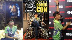 Jakarta Comic Con 2015!