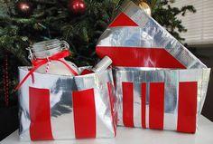 Duct Tape Bag | Homemade Christmas Gifts
