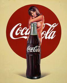 Lola Cola, Mel Ramos