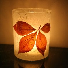 earthy natural modern home decor candle holder by illuminera, $13.00