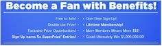 PCH SuperFan #1 That's me ! (Smiles)
