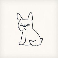 French Bulldog フレンチブルドッグ  #frenchbulldog #artist #popart #instaart #sketch #instagood #character #dog #seijimatsumoto #松本誠次 #art #artwork #draw #drawing #illustration #illust #illustrator #design #graphic #pen #イラスト #アート #絵 #デザイン #フレンチブルドッグ #犬