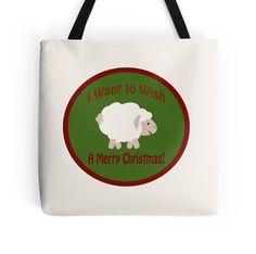 I want to Wish Ewe A Merry Christmas