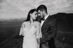 Iceland Wedding // Jess + Matt Portraits - Sara K Byrne