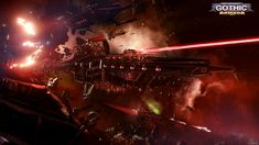 Chaos Trailer for Battlefleet: Gothic Armada