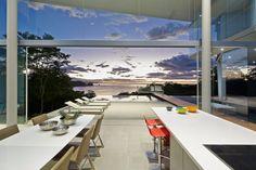 A Transparent Ultra Contemporary Residence In Costa Rica: Indios Desnudos by Cañas Arquitectos