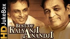 Best Of Kalyanji Anandji | Old Hindi Video Songs Jukebox | Bollywood Eve...