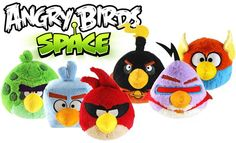 Angry Birds Space - we have Angry Birds in stock :)