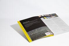Bielov Kreativagentur on Behance Print Design, Behance, Cover, Magazines, Behavior, Slipcovers, Type Design