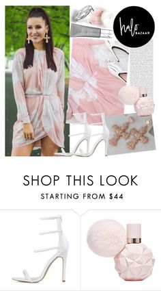 """HALO BAZAAR 1"" by gaby-mil ❤ liked on Polyvore featuring Oris and halobazaar"
