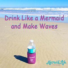 Mermaids make waves!