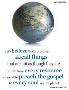 Quotes by Kenneth Copeland