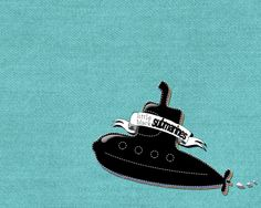 little black submarines - Google Search