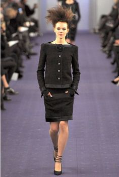 Chanel Haute Couture Spring 2012