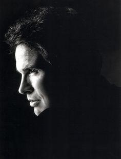 Warren Beatty by Greg Gorman