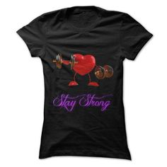 Strong heart - Hot Trend T-shirts