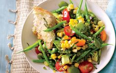 The Veggie-Packed Salad That'll Make You Swimsuit-Ready - SELF