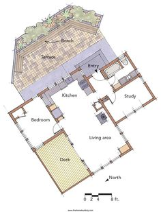 5 6 Bedroom Beach House Plans likewise 2 Story Barndominium Floor Plans in addition Small Art Deco House Plans further 300 Sq Ft House Interior Design furthermore Shed Floor Plans. on small guest house floor plans
