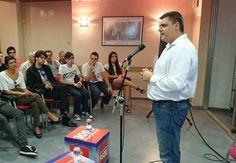 Gabriel Esturillo, único candidato a las primarias del PSOE