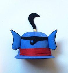 Aladdin Genie Hat Disney Aladdin Hat Aladdin by ToNeverNeverland