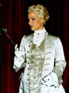 """Freaking dream role. Elina Garance as Octavian in """"Der Rosenkavalier""""."""