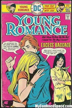 DC Comics, always willing to talk about bisexual relationships and polyamory.