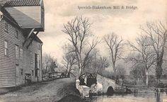 Ipswich - Blakenham Mill & Bridge | eBay