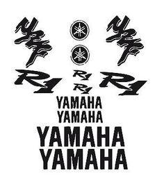 Yamaha Yzf R1 Kit Bike Crotch Rocket Motorcycle 08