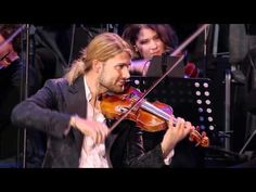 """David Garrett - Peer Gynt Suite (David Garret Rock Symphonies) HD; considering I'm playing the Peer Gynt Suite, I'm ok with hearing a fun version of """"In the Hall of the Mountain King"""" :)"""