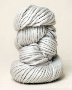 grey hand dyed yarn