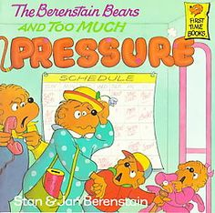 All of the Berenstain Bears Books: http://www.berenstainbears.com/parents/store.html