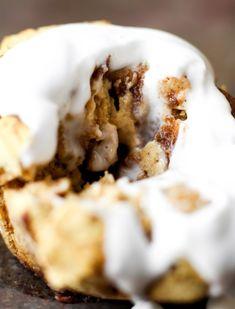 Gluten-Free Vegan Cinnamon Buns. Oil-free and whole plant-based. Enough said.