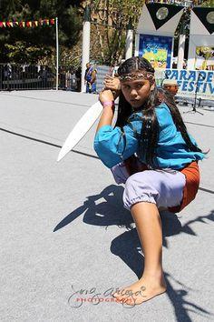 PaaMano Eskrima Performing Arts: Mahea Mogote honoring Gabriela Silang ~ at the 19th Annual Pistahan Parade & Festival, San Francisco CA. Warrior Spirit, Dynamic Poses, Hapkido, Tough Girl, Martial Artists, Action Poses, Women Empowerment, Asian Woman, Fashion Art
