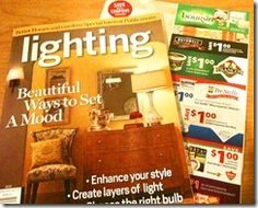 Get Lighting and All You Need Is Cheese magazine