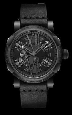 Steampunk Auto 46 de ROMAIN JEROME | Nuevos Relojes