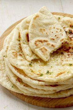 Bread Machine Recipes, Bread Recipes, Indian Food Recipes, Healthy Recipes, Ethnic Recipes, Naan, Tortillas, Curry, Food Decoration