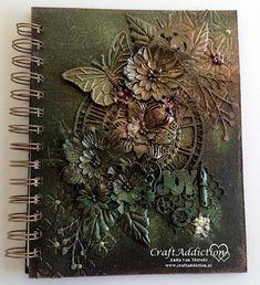 Anita's creaties: Mixed Media boekje