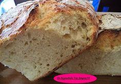 ΜΑΓΕΙΡΙΚΗ ΚΑΙ ΣΥΝΤΑΓΕΣ: Ψωμάκι χωρίς ζύμωμα !!! Banana Bread, Delish, Food And Drink, Desserts, Recipes, Food Blogs, Foods, Brot, Tailgate Desserts
