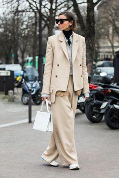 Street style a la Fashion Week automne-hiver 2018-2019 de Paris 167